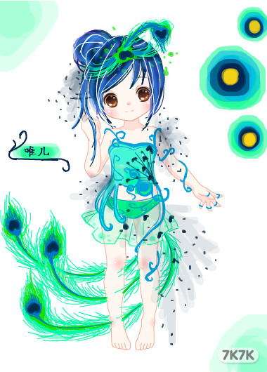 xiayimiaodengdai的涂鸦作品