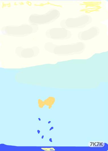 涂鸦馆-蓝莓-手绘作品