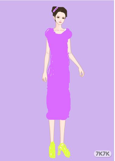364240297-.紫衣仙女图片