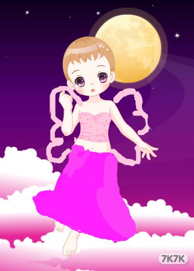 日奈森亚梦-小仙女