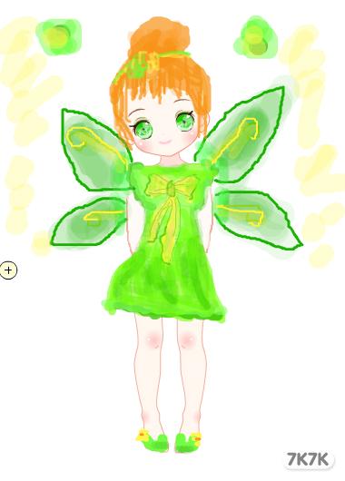 雪薇-萤火虫女孩