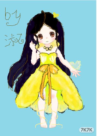 7k7k小磨磨-可爱小公主