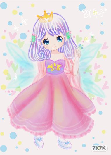 画甜心格格图片大全可爱。