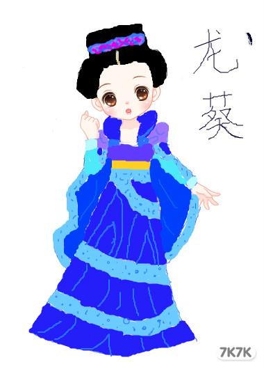 涂鸦馆-小仙女-手绘作品