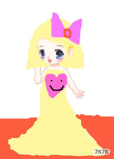 邸佳贝-爱心小公主