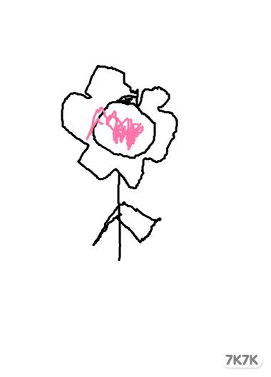 涂鸦馆-爱洛公主-手绘作品