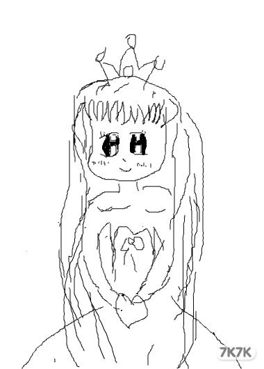 小动物的脸图片大全简笔画
