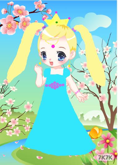 何泉清-可爱小公主